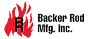 Backer Rod Mfg Logo