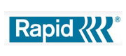 Rapid Stapler and Staples Logo