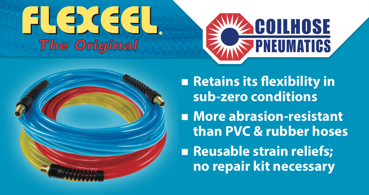 The Original Flexeel Air Hoses