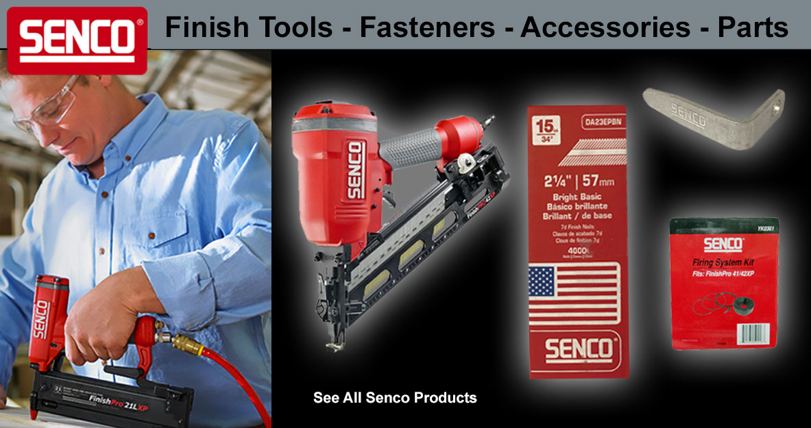 Senco Tools and Fasteners