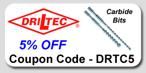 Driltec Savings Coupon