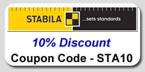 Stabila Levels Savings Coupon
