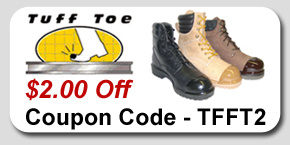 Tuff Toe Savings Coupon