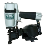 "Hitachi NV45AB2 1-3/4"" Coil Roof Nailer"