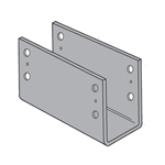 Simpson Strong-Tie CCO Column Caps with SDS Screws