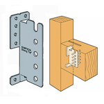 Simpson Strong-Tie CJT Concealed Joist Ties