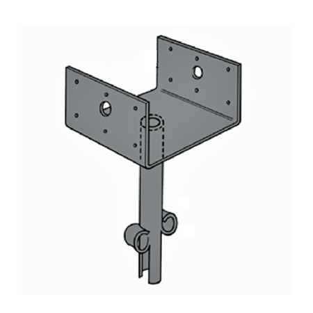Simpson Strong-Tie EPB44 Elevated Post Base