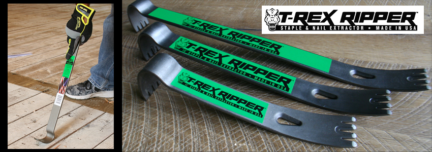 T-Rex Ripper Nail and Staple Extractor