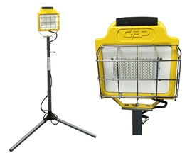 CEP 9750 LED 5500 Lumen Work Light with Tripod