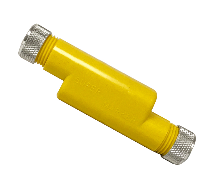 super marker for lumber crayon and carpenter pencil yellow plastic