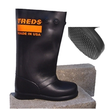 Treds Waterproof Rubber Overboots