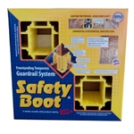 Safety Boot Guardrail System