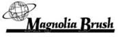 Magnolia Brush Logo