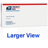 USPS Large Flat Rate Box