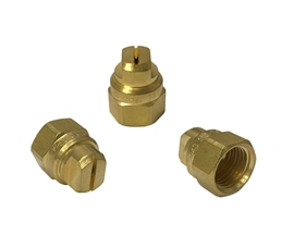 Chapin 6-5943 Industrial Brass Fan Tip 1.0 GPM