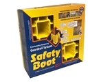 Safety Boot Guardrail System - 4 Pack