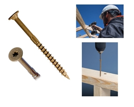 Simpson Strong-Drive Framer Wood Screws