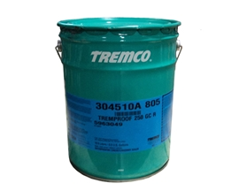 Waterproofing products for concrete walls and foundations