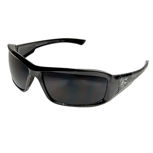 Edge Eyewear Kazbek Safety//Sun Glasses Polarized Smoke Lens Ballistic TSK216