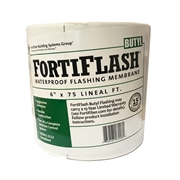 "Henry Fortiflash Butyl 6"" x 75' Flashing"