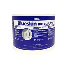 "Henry Blueskin HE205-4 4"" x 75 Butyl Flashing Membrane"