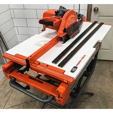 iQ Power Tools iQTS-XS Table Extension for iQTS244 Tile Saw