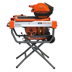 iQ Power Tool iQTS44 Tile Saw with stand