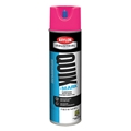 Quik-Mark Inverted Fluorescent Pink Paint 17 oz