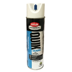 Quik-Mark Inverted Brilliant White Paint 17 oz