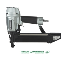 "Metabo-HPT N5008AC2 7/16"" Medium Crown Stapler"