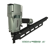 Metabo-HPT NR83A5 Framing Nailer, Full Head, with Depth Adjustment