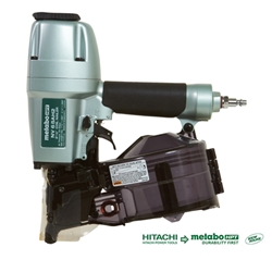 Metabo-HPT NV65AH2 Coil Siding and Fence Nailer