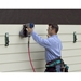 PacTool SA903 Fiber Cement Siding Gauge For Pre-Painted Siding - Demo View