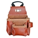 CLC 21448 Leather Tool Bag Set-Right