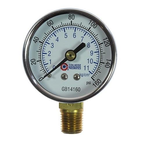 Cigweld comet pressure gauge oxygen 1600kPa