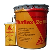 Sikaflex-2C SL 2-Part, Self-Leveling, Polyurethane Elastomeric Sealant with Color Pack