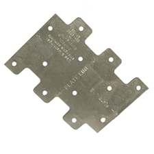 Simpson Strong-Tie LTP4 Lateral Tie Plate