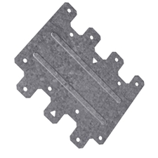 Simpson Strong-Tie LTP5 Lateral Tie Plate