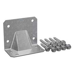 Simpson Strong-Tie HGA10 Gusset Angle w/SDS Screws