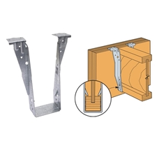 Simpson Strong Tie ITS3.56/9.5 Top Flange I-Joist Hangers