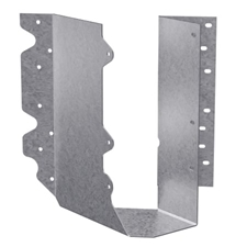 Simpson Strong Tie SUR210-2Z Skewed 45 Degree Joist Hangers