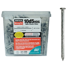 Simpson Strong-Tie 10D5HDG-R Joist Nails