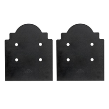 Simpson Strong-Tie APB1010DSP Outdoor Accent Side Plates