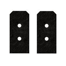 Simpson Strong-Tie APVB44DSP Outdoor Accent Side Plates