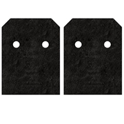 Simpson Strong-Tie APVB66DSP Outdoor Accent Side Plates